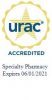 urac logo with link to site